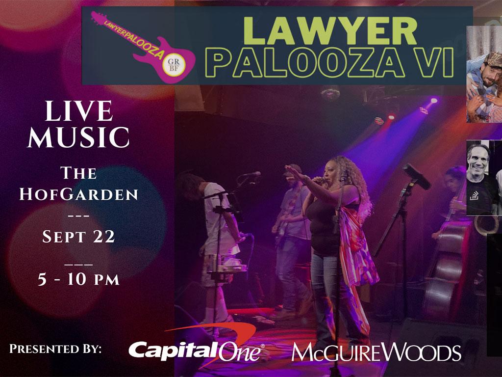Lawyer Palooza Event